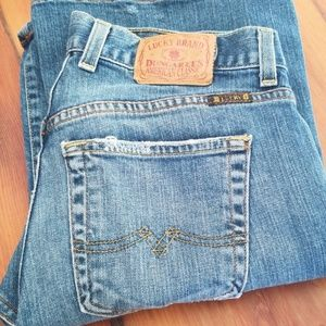 Lucky Brand Sweet n Low Jeans 2/26x31